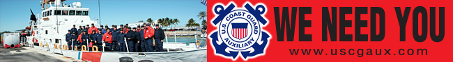 U S Coast Guard Auxilliary