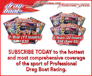 Drag Boat Review