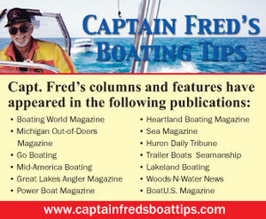 Captain Fred's Boating Tips