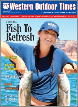 Arizona Boating & Watersports / Western Outdoor Times August 2017 Issue