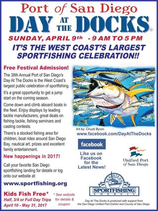 39th Annual Port Of San Diego's Day At The Docks - April 9, 2017
